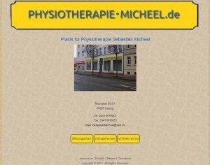 Physiotherapie Micheel