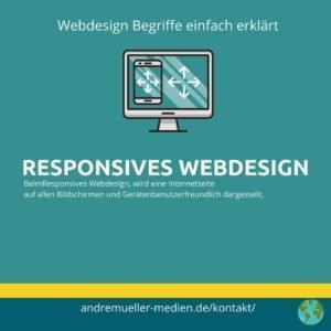 Webdesign Begriffe einfach erklärt